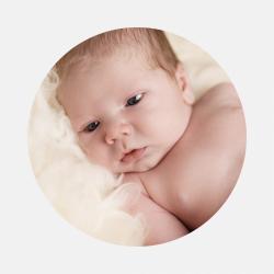 Baby geboren Jurre